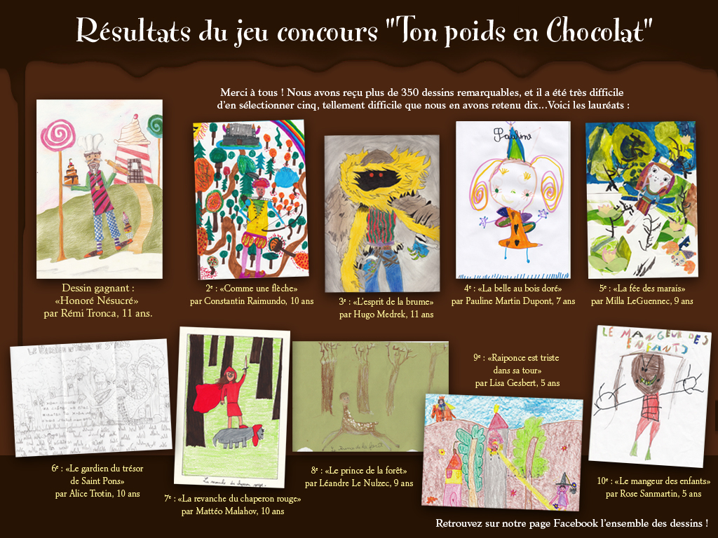jeu concours enfants chocolat jeunesse editions. Black Bedroom Furniture Sets. Home Design Ideas